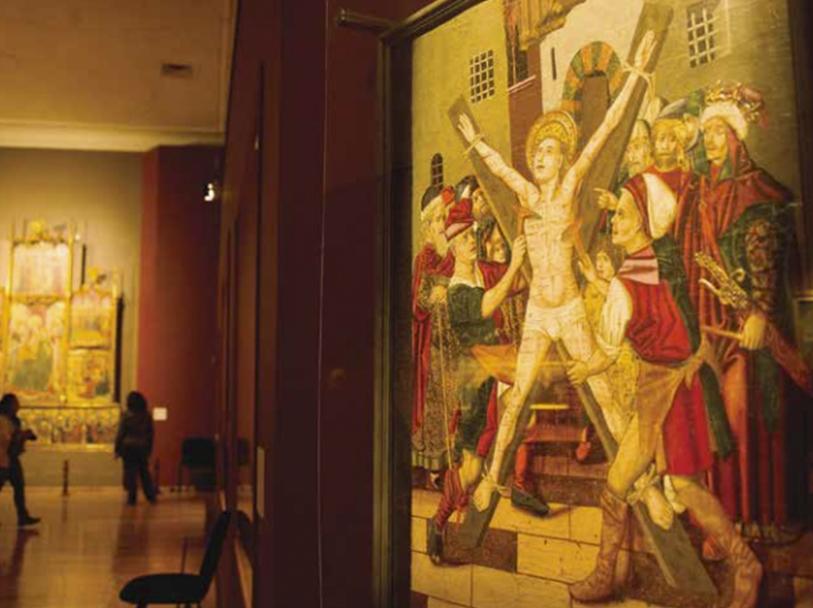 EXCELSIOR. JOYAS DEL BARROCO EN EL MUSEO NACIONAL SAN CARLOS DE MÉXICO