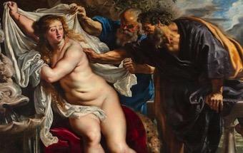ABC Cultura. Un Rubens, joya de la Academia de Bellas Artes, recupera su esplendor.