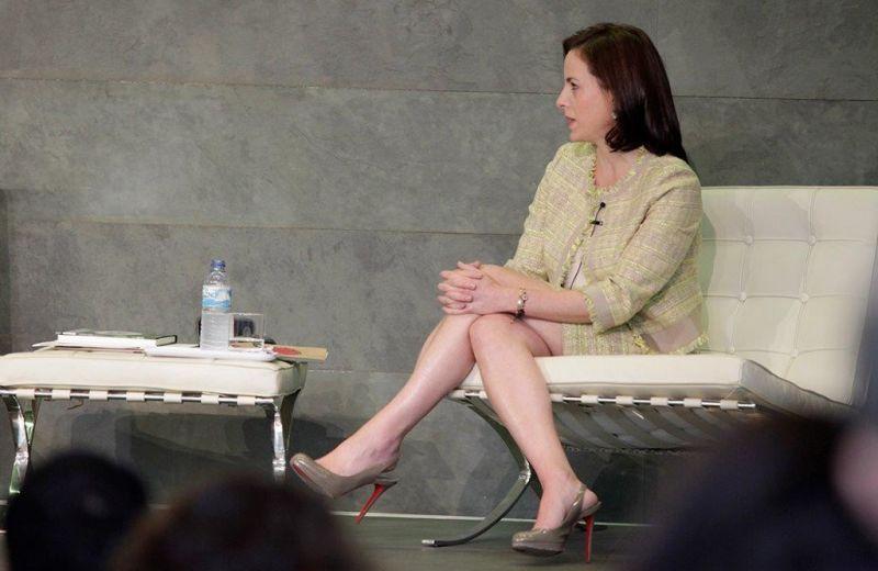 Adriana Cisneros. Presidente de la Fundación Cisneros